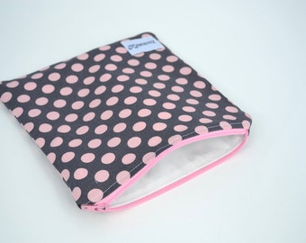 Reusable Sandwich Bag, Eco Friendly, Handmade, Custom Made
