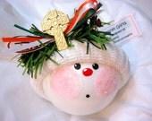 Irish Celtic Cross Ornament Christmas Townsend Custom Gifts