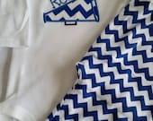 University of Kentucky Chevron pants and onesie