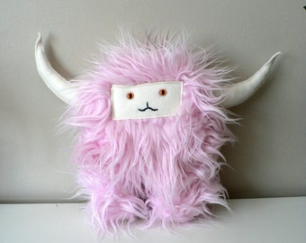 Wild Thing Theory Monster Plush Toy: Viv