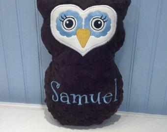 Stuffed Owl Softie