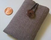 iPod nano case iPod nano Nano iPod iPod nano cover iPod nano sleeve iPod nano pouch iPod nano bag iPod nano holder cute fabric herringbone