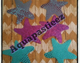 Starfish Mermaid Pasties