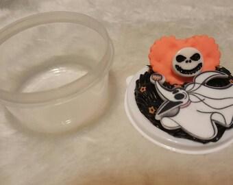 Halloween nightmare decoden kawaii container