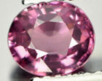 Natural  Purplish Pink Rhodolite Garnet #9534