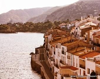 Seascape, Coastal Art Decor, Cadaques Spain, Ocean Coastal Art, Beach Decor, Coastal Wall Art, Wall Art Coastal, Seascapes, Seacape Photo