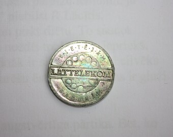 Vintage Coin - Telephone Token