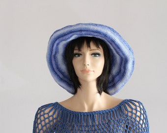 Summer Hat Wide Brim Sun Hat Beach Hat Sun Hat  Women's  hat