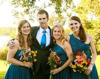 Infinity Convertible Bridesmaid Dress