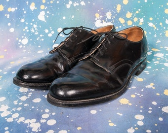 Black DRESS Shoe Size 10 W