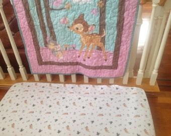 BAMBI Crib Sheet