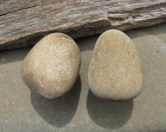 Beach Stone Cabinet Knobs SANDY BROWN Natural Beach Stone Cabinet Knobs