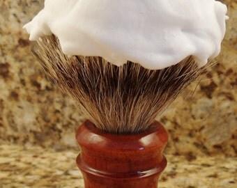 Wet Shaving Brush Badger knot perfection