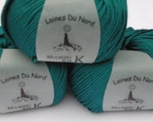 Laines Du Nord Mulberry Silk Yarn (Discontinued)
