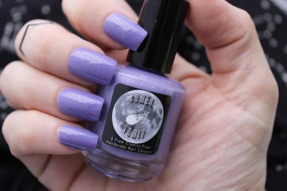 Stellar Nursery Rhymes nail polish by Comet Vomit