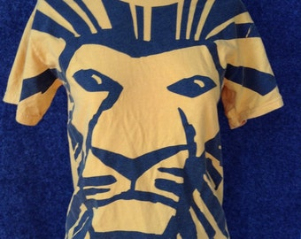 1994 Disney The Lion King t shirt W S/M