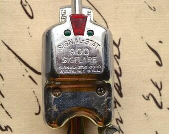 Signal-Stat 900 Sigflare Turn Vintage Turn Signal Turn Indicator Chrome Retro 1940s 40s Car Parts Rockabilly Rat Rod