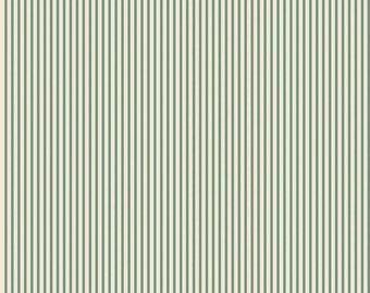 Postcards for Santa Stripe in Green, My Mind's Eye, Marcia Cornell, Riley Blake Designs, 100% Cotton Fabric, C4756-GREEN