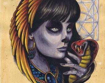 Cleopatra A3
