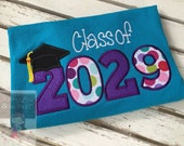 Kindergarten shirt -- for boys and girls -- Class of 2026 or CHOOSE your YEAR -- watch them grow