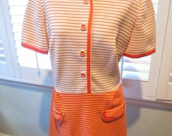 Vintage 1960s Kay Windsor Dress