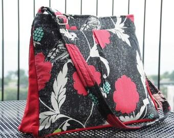 Black laptop messenger bag, Black 13 inch Messenger Bag, WATERPROOF Macbook Bag, Laptop Bag, Black 13 inch Macbook Bag, Yoga Lenovo Bag