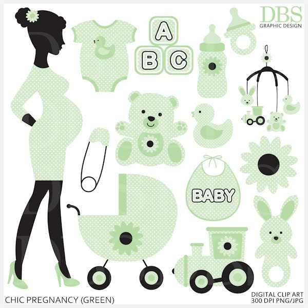 Expecting A Baby Clipart pregnancy pregn...