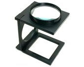 ONE - 5X Folding Magnifier. Loupe.