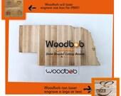14'' Nebraska personalized cutting board cutting boards wood cutting board wooden cutting board cutting board personalized engraved gifts