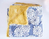 Lauren | Custom Minky Blanket 5 sizes