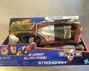 Steampunk Nerf Gun Strongarm