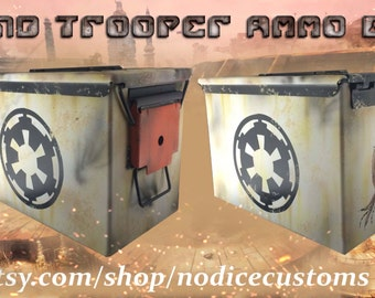 Sand Trooper Ammo Box