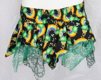 Pot of Gold pixie skirt