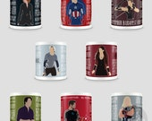 Avengers mug - Choose from 8 characters (Made to order)