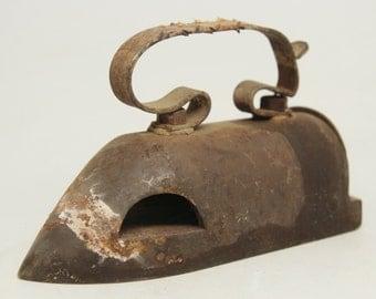 Worn Primitive iron
