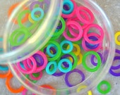 Bitty Bumpers stitch markers