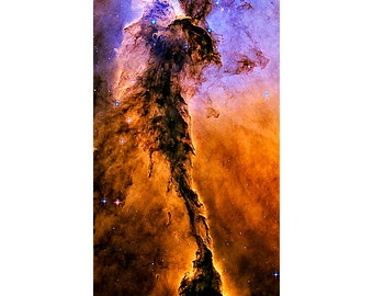 Eagle Spire - Luster Photo Paper or Canvas Gallery Wrap Ready to Hang - Available Sizes (8x16) (12x24) (18x36) (24x48)