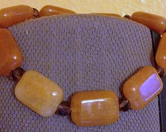 Tan Stretch Bracelet