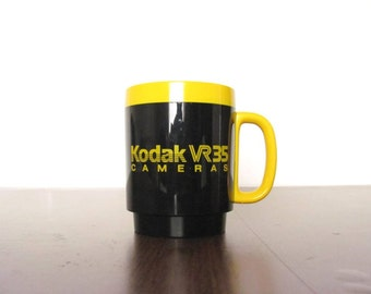 Retro Kodak VR35 Camera Advertising Mug Cup