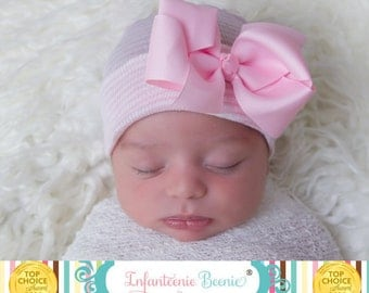 READY TO SHIP baby girl newborn hat, girl newborn, baby girl newborn outfit, girl newborn photo prop, baby girl newborn