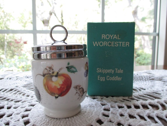 from Amare dating royal worcester egg coddlers