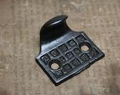 Hook Sash Lift - Cast Iron - NOS - Window Repair