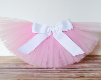 "Light Pink ""Kristin"" tutu kids tutu sizes 2, 3, 4, photo prop birthday tutu 2T 3T 4T toddler tutu, dress up skirt, dance outfit, princess"