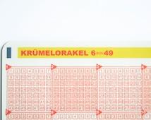 """Breakfast Board """"Crumb Oracle"""" (German)"""