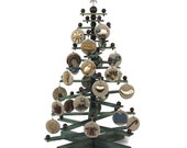Heirloom Jesse Tree Ornaments with Stand