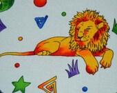 Custom Lion Bookmark