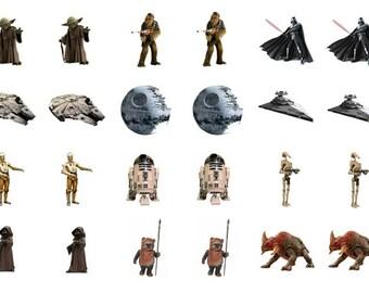 Nail Decal-Star Wars