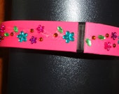 Spring Flowers Fitbit Flex Band