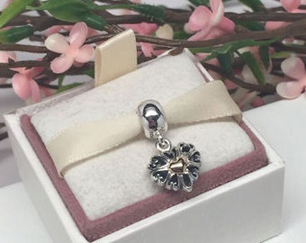 Authentic Pandora 14kt Limited Edition FILLED WITH LOVE Charm