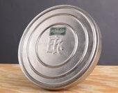 Metal 16mm Tin Reel Box - EKC - Eastman Kodak Company